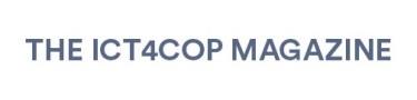 ICT4COP Magazine logo 2